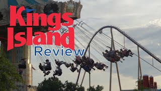 Kings Island Review - Mason, Ohio Amusement Park