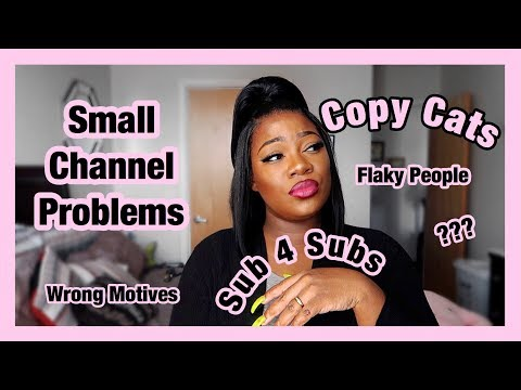 Small Youtube Channel Problems + Day In A Life | Black Family Vlogs