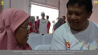 PELAYANAN IMIGRASI KHUSUS LANSIA DAN DISABILITAS HDKD KEMENTERIAN HUKUM DAN HAM 2018 .