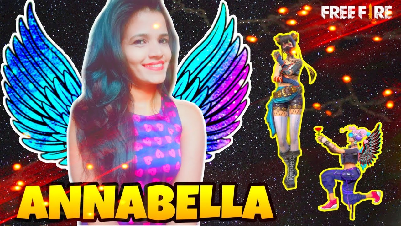 DAILY GIVEAWAY & GAMEPLAY WITH SUBS - ANNABELLA FREE FIRE