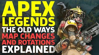 Apex Legends: The Old Ways - Map Changes & Rotations Explained
