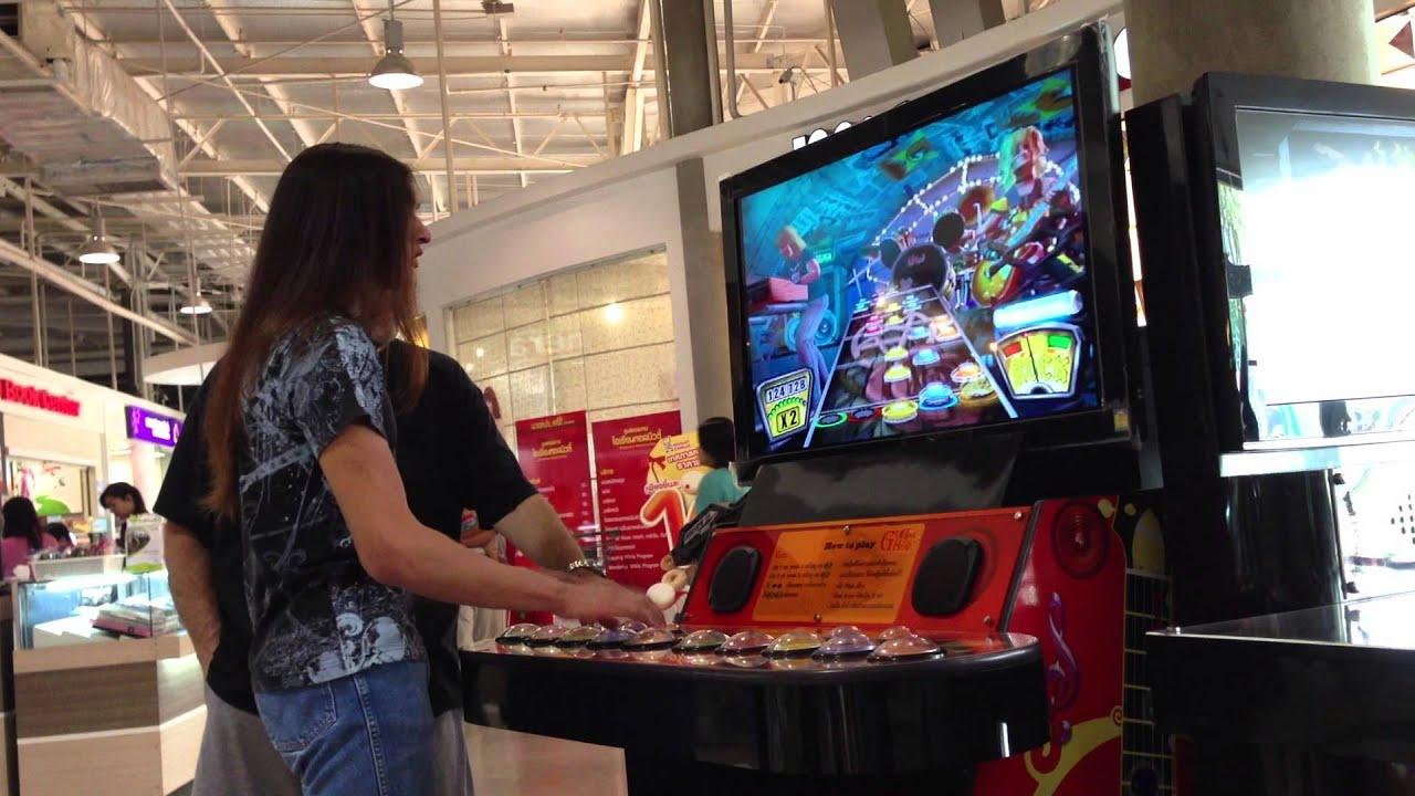 Jordan Guitar Hero Arcade Youtube