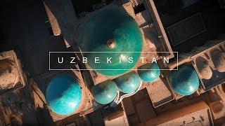 EXPLORINNG UZBEKISTAN - Cinematic 4K