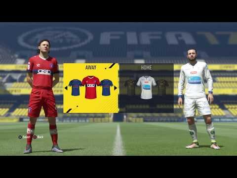 Debut Manis! Carlisle United  -- Career Mode Fifa 17