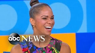 Misty Copeland Interview on Ballet, Body Image