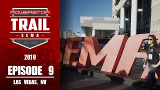 homepage tile video photo for 2019 Trail to SEMA - The SEMA Show in Las Vegas, NV