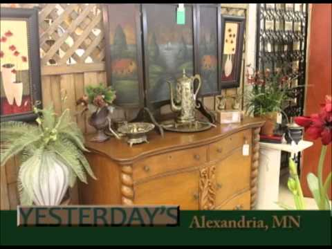 Alexandria Minnesota S Yesterday S Antiques On Our Story S The