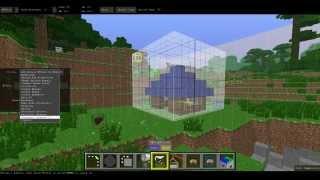 Невидимый дом в Minecraft Без Модов!