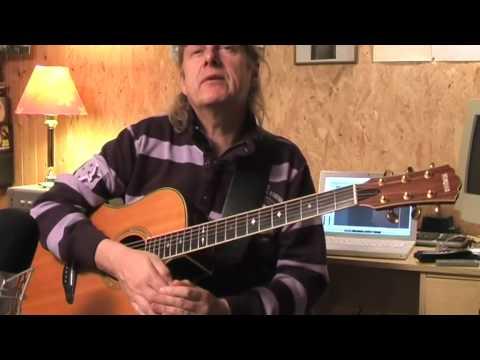 Saltwater Julian Lennon Guitar Lesson by Siggi Mertens