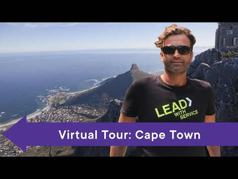 G Adventures - Virtual Tour Of Cape Town, South Africa