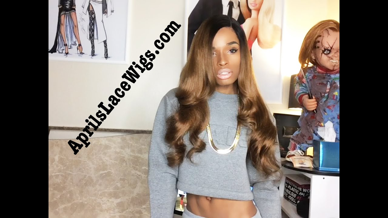 Aprillacewigs Com Virgin Chinese Wave Silktop Wig Review Youtube