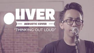 Ed Sheeran - Thinking Out Loud (Acoustic Cover by GUNTUR SATRIA)