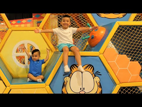 Giant Kids Indoor Playground Family Fun With CKN Toys