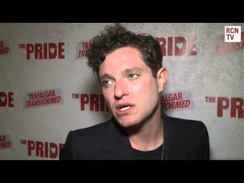 Mathew Horne Interview The Pride Opening Night