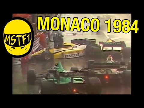 1984 Monaco Grand Prix – Mystery Science Theater F1