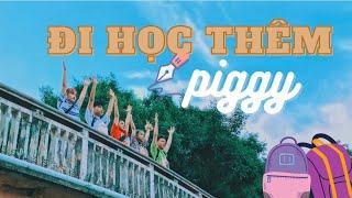 ĐI HỌC THÊM - Piggy | Official Dance MV Choreography by U.Z. Crew