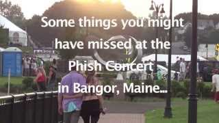Phish Tour 2013 - Bangor Maine - Waterfront Concerts