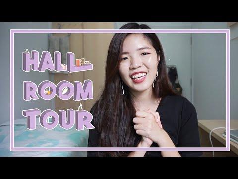 Singaporean University Dorm Room Tour! | NTU Singapore