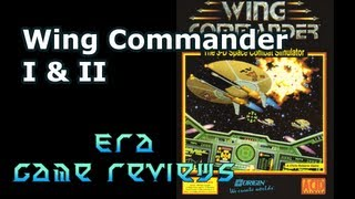 Era Game Reviews - Wing Commander & Wing Commander II PC Game Review
