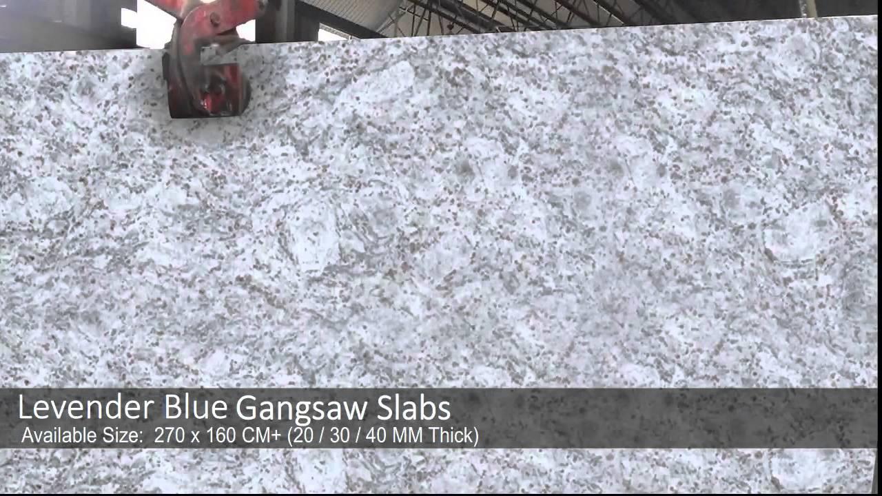 Levender Blue Granite Youtube