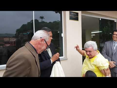 Inauguração Da Galeria Rev. Dilécio Da Silva Oliveira
