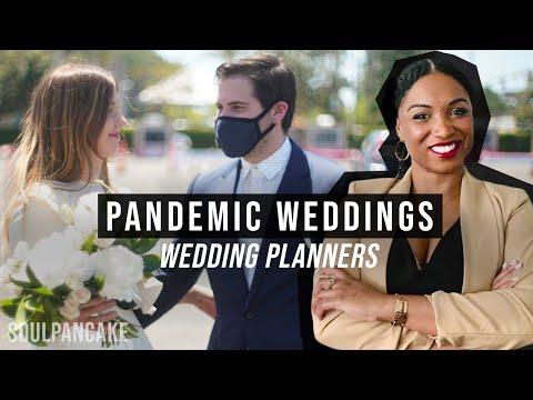 Wedding Planners React
