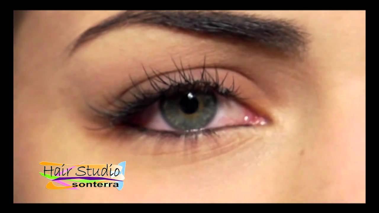 Eyelash Extensions Novalash Hair Studio Sonterra San Antonio Texas