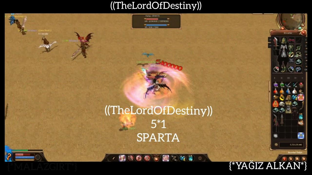 SaltanatMt2 Server 'in Kral Şamanının Envanter Tanıtımı
