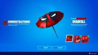 NEW *FREE* DEADPOOL REWARDS! (Fortnite Deadpool Week 6)