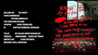 Hindia ft. Rara Sekar - Membasuh (Official Lyric & Commentary Video)