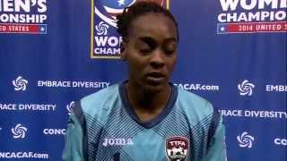Interview Match USA vs Trinidad and Tobago