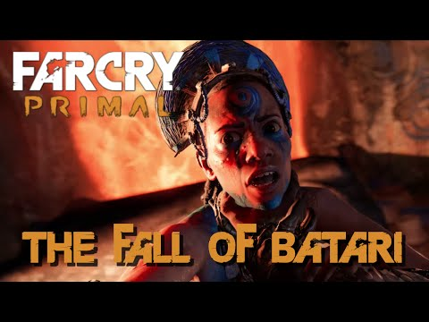 Far Cry Primal - Temple Of Batari (The Fall Of Batari)