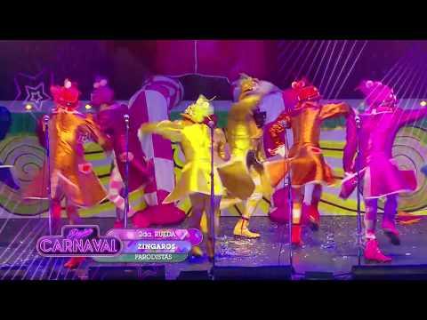 Resumen 10ma Etapa – Segunda Rueda – Carnaval 2019