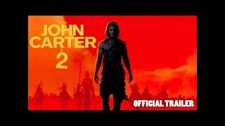 "John Carter 2 ""Ruinas de marte""/Official Trailer"