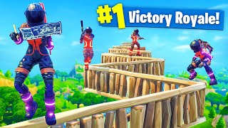 The MOST *DANGEROUS* STRATEGY In Fortnite Battle Royale! thumbnail