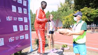 INTERNATIONAL SCHOOLS MEET: Team Uganda finishes second after winning seven medals