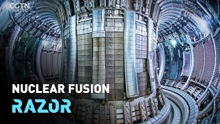 The World's Largest Nuclear Fusion Experiment: RAZOR Full Episode