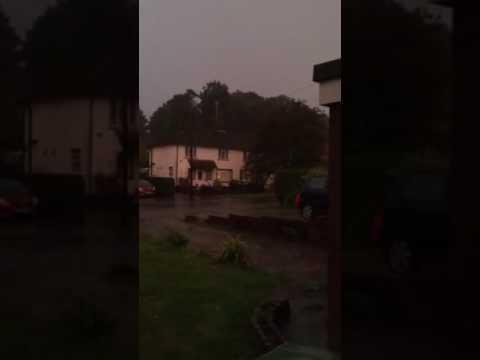 Newbury storm Sept 2016