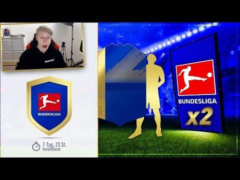 FIFA 18: 2x Garantierte Bundesliga TOTS SBC + 4500 FIFA Points PACK Opening 😍🔥