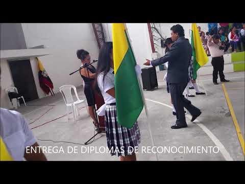 JURAMENTO A LA BANDER 2017