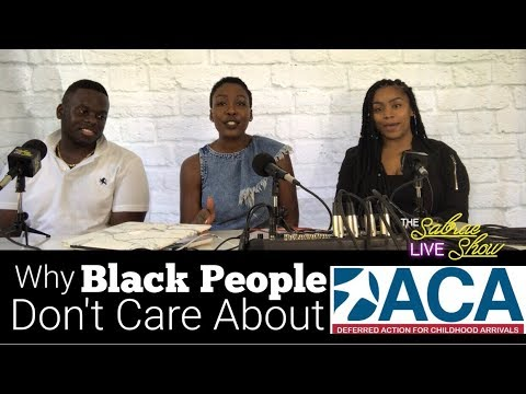 Why Black People Don't Care about Immigrant rights (DACA) | Kevin Hart, Kenneka Jenkins & More!