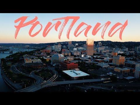 BEST CITY IN THE WORLD: PORTLAND OREGON