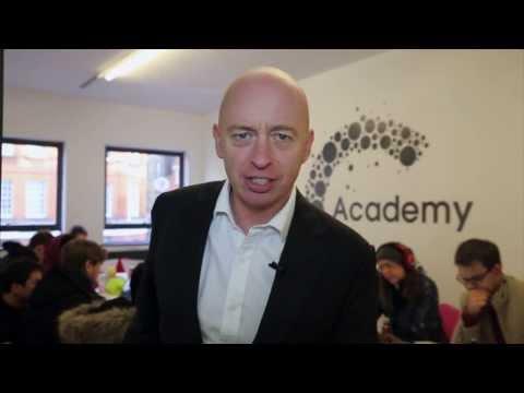 Simon Pitkeathley's Camden Town Unlimited Video January Video Blog