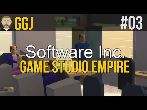 Let's Play Software Inc: Alpha 8 | Game Studio Empire | Episode 3