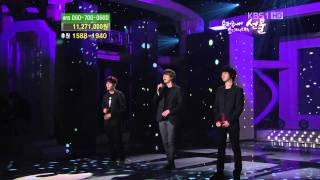 [HD] 110917 Mr.Simple + Memories + Sorry Sorry - Hope (ft. SNSD) - Super Junior