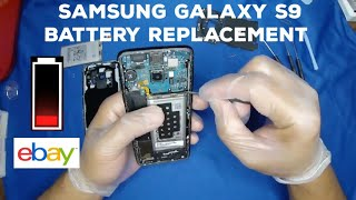 HOW TO REPLACE THE BATTERY on …