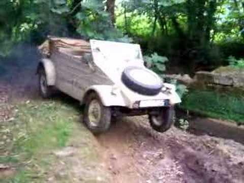 Kubelwagen 1943 gelande test...Prima!!! 1