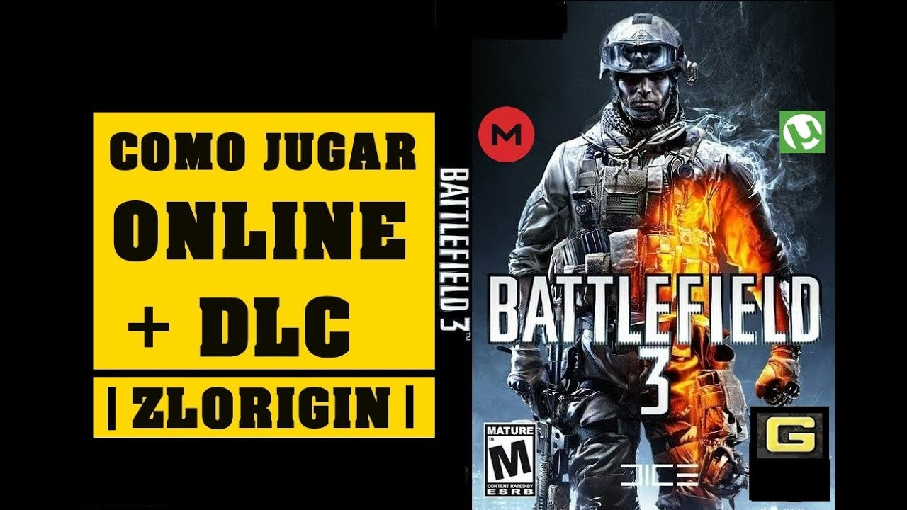 🔰 How to play Battlefield 3 | MULTIPLAYER online | + DLC'S | ZLORIGIN |  2019