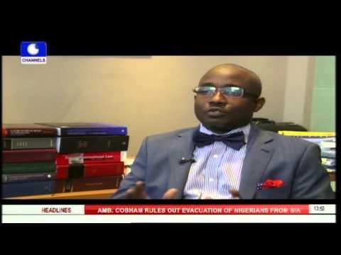 Law Weekly: Tunde Fagbohonlu Explains Nigerian Legal System