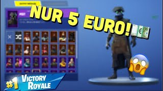 💶 I buy a FORTNITE ACCOUNT FOR 5€! (it was worth it)